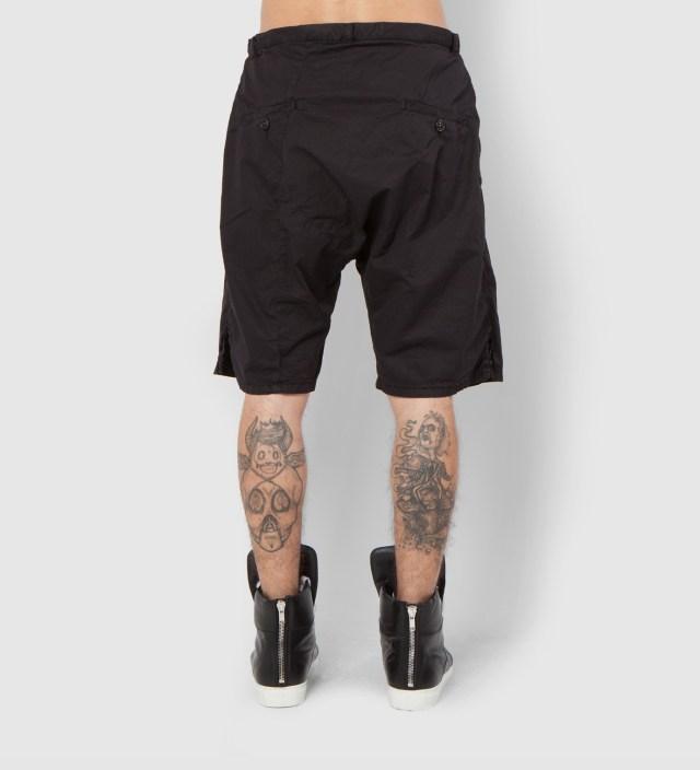 SILENT DAMIR DOMA Black Phiylica MNS Shorts
