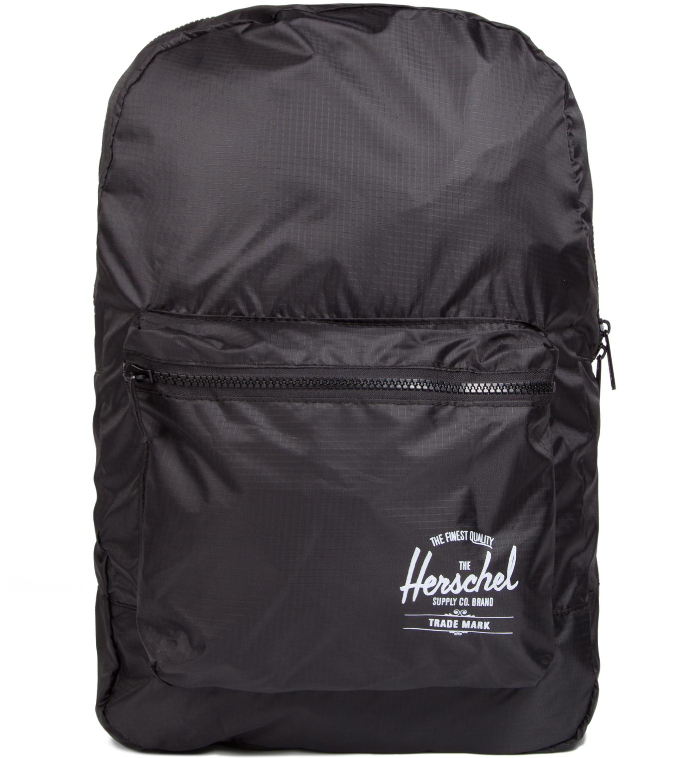 Herschel Supply Co. Black Packable Daypack