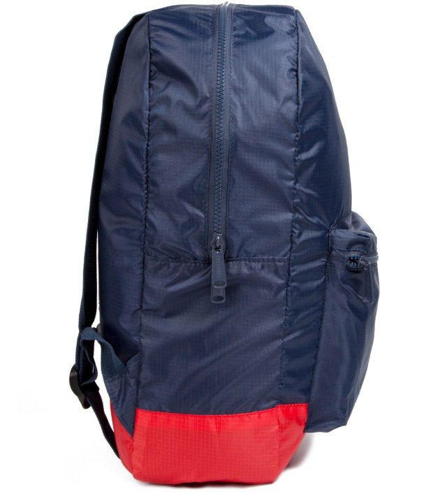 Herschel Supply Co. Navy/Red Packable Daypack
