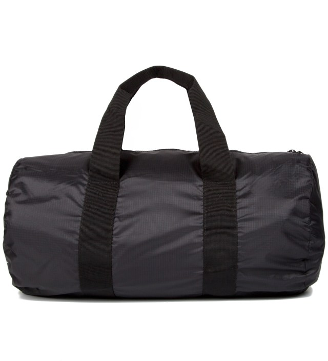 Herschel Supply Co. Black Packable Duffle Bag