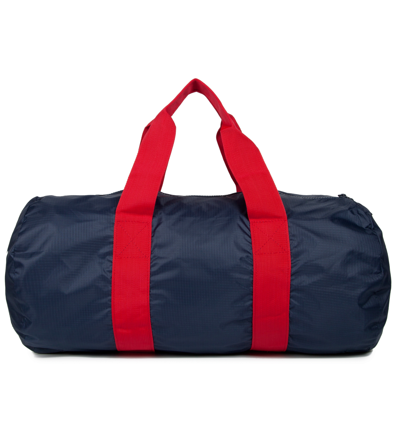 Herschel Supply Co. Navy/Red Packable Duffle Bag