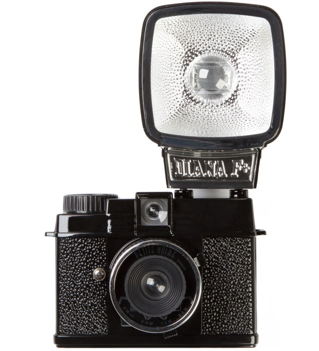 Lomography Diana Mini & Flash - Petite Noire