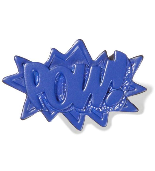 AMBUSH Blue/Black POW! Ring Season6