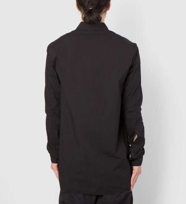 SILENT DAMIR DOMA Black Silvan MNS Basic Shirt