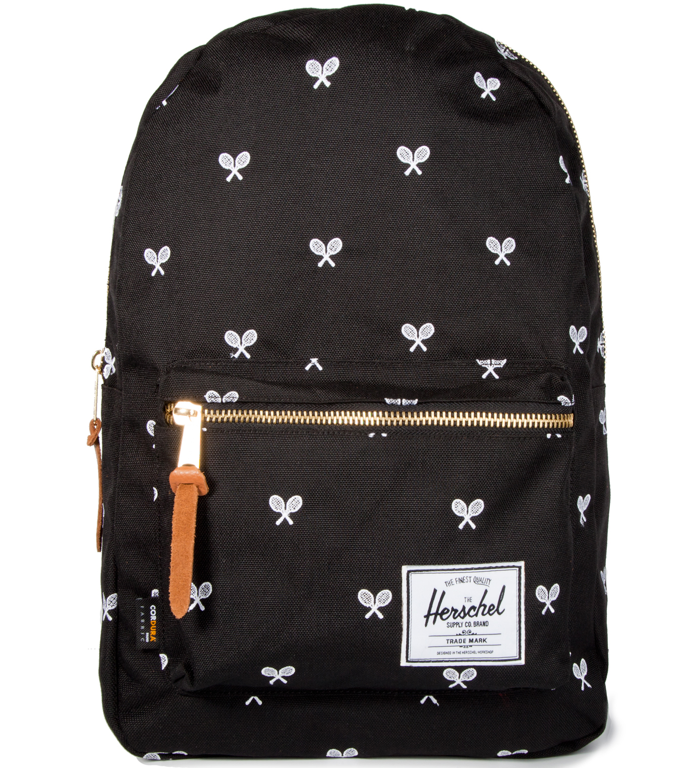 Herschel Supply Co. White Embroidery Settlement Plus Cordura