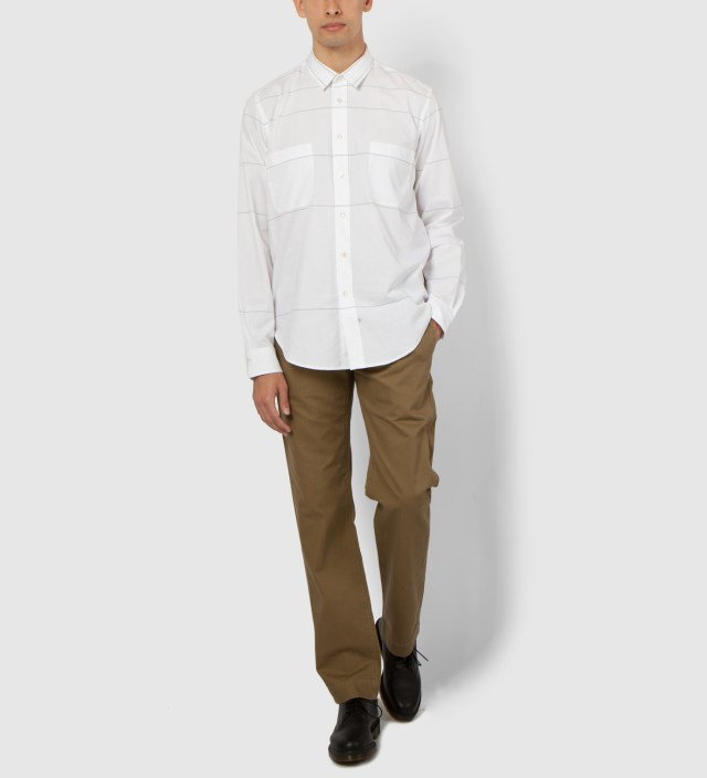 Sidian, Ersatz & Vanes Grey/Black Lines Shirt