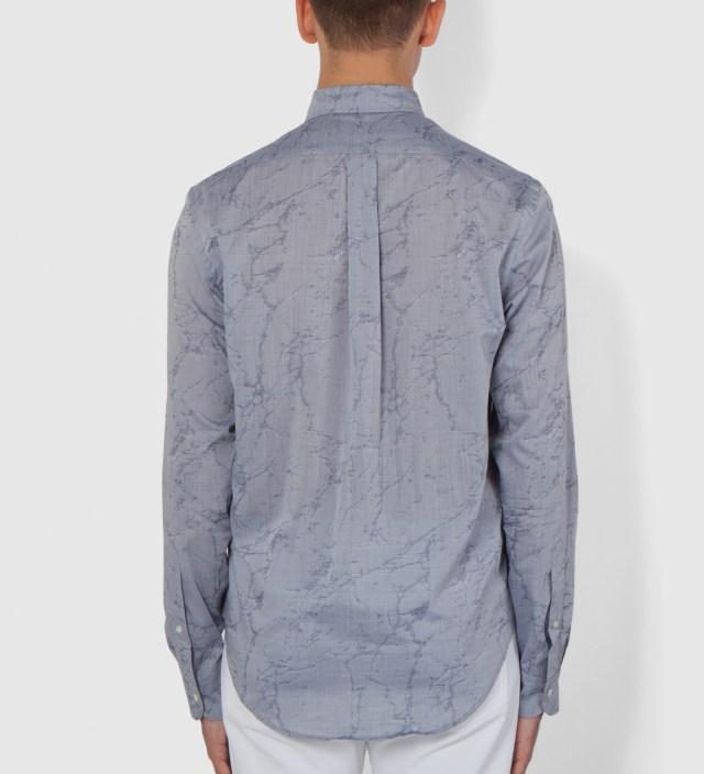 Sidian, Ersatz & Vanes Light Grey Marble Shirt