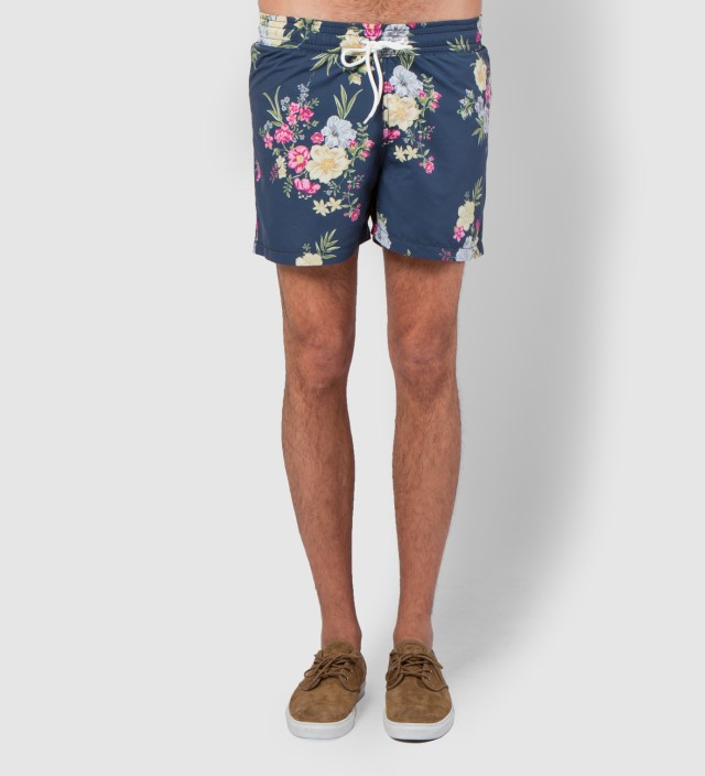 Hentsch Man Hibiscus Swimmers Swim Trunks