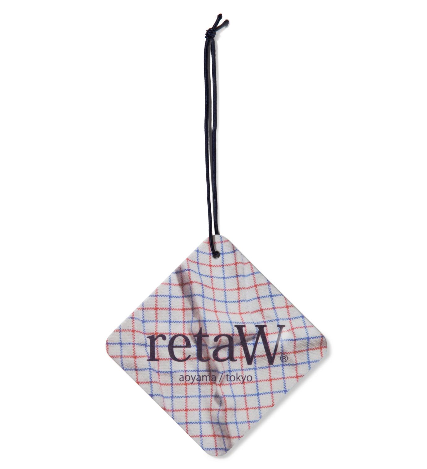 retaW Natural Mystic Fragrance Car Tag
