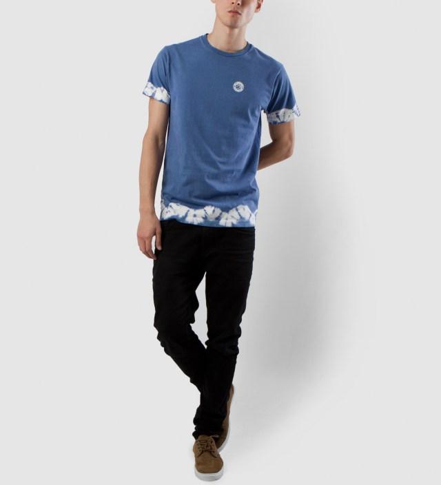 Warriors of Radness Blue Waters Whitewash T-Shirt
