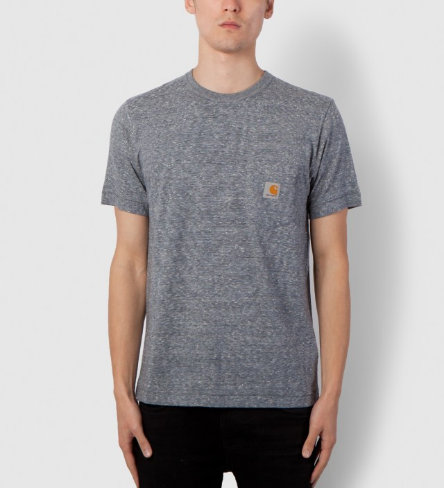 Carhartt WORK IN PROGRESS Federal American Heather Master Pocket T-Shirt