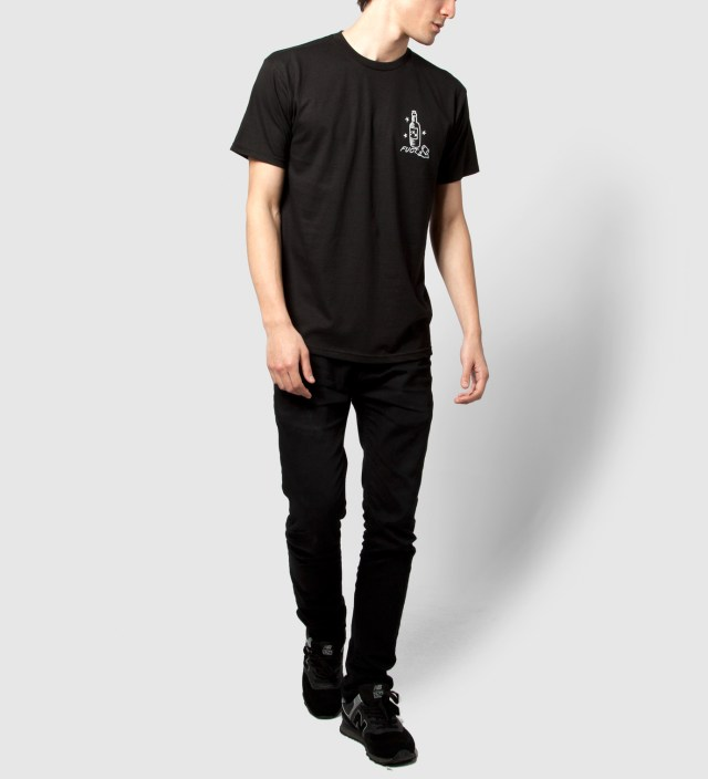 FUCT Black You Like Long Time T-Shirt