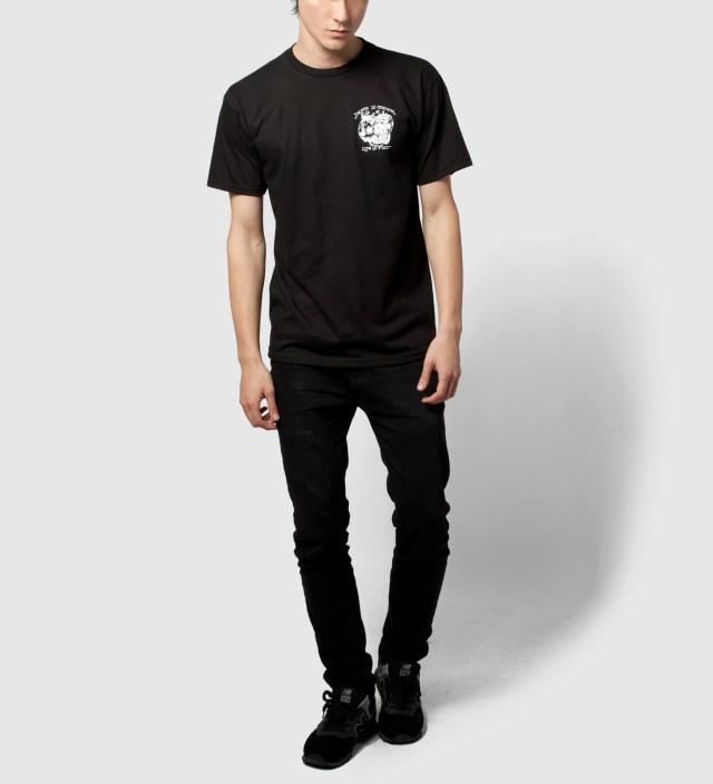 FUCT Black Death Is Certain T-Shirt