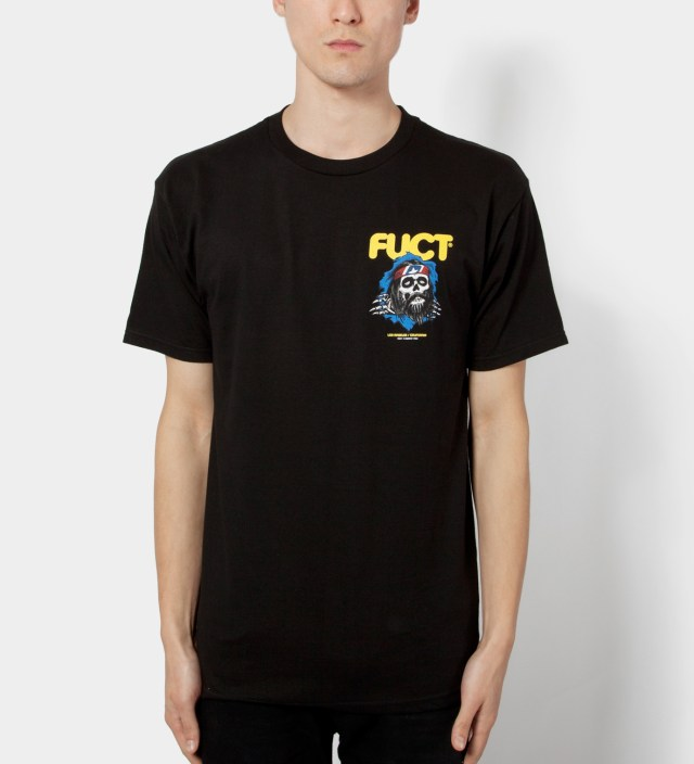 FUCT Black Bong Ripper T-Shirt