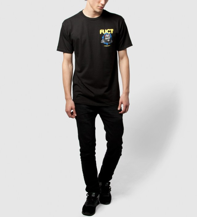 FUCT Black Bong Ripper T-Shirt