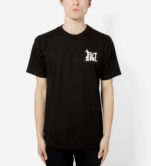 FUCT Black Mr. 8Ball T-Shirt