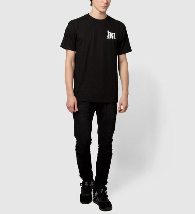 FUCT Black Mr. 8Ball T-Shirt