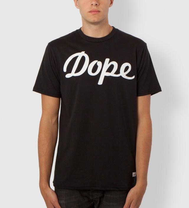Stampd Black Dope Logo T-Shirt