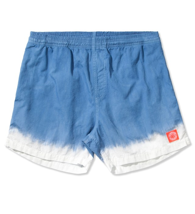 Warriors of Radness Blue Waters Whitewash Shorts