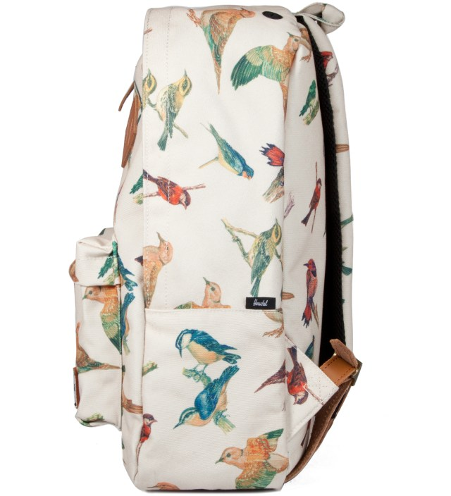 Herschel Supply Co. Bird Print Woodlands Backpack