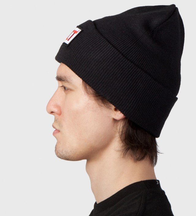 FUCT Black FUCT Wars Patch Beanie