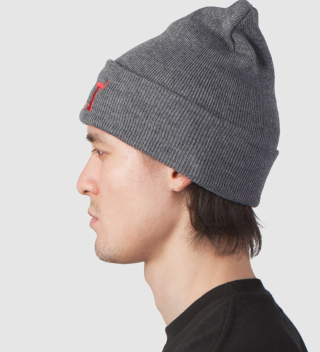 FUCT Grey FUCT Wars Beanie
