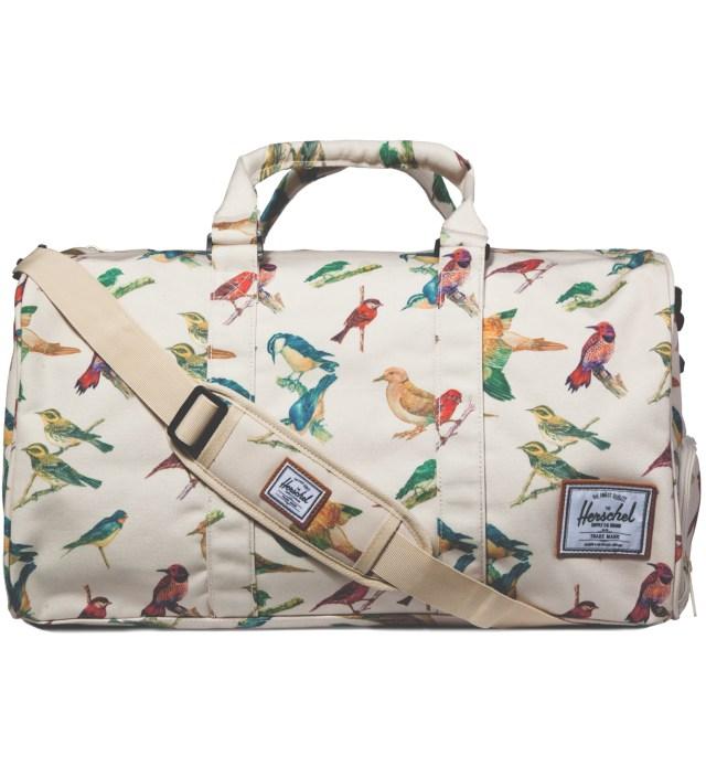 Herschel Supply Co. Bird Print Novel Bag