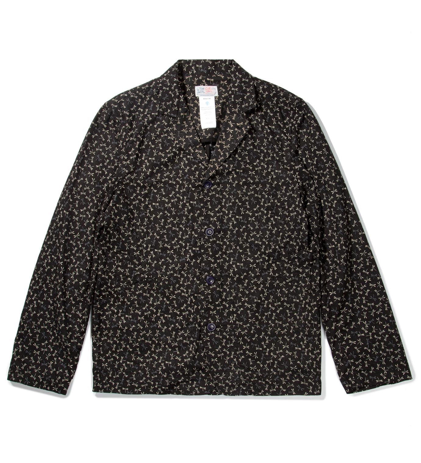 GARBSTORE Black Floral Rydal Sport Jacket