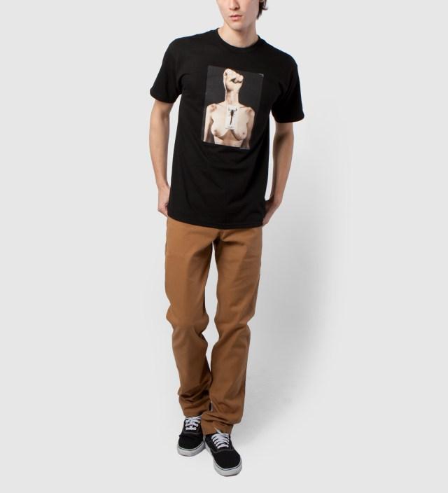 FUCT Black Scorpio Rising T-Shirt