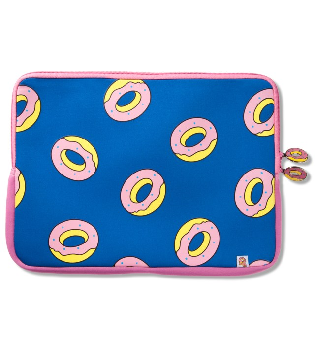 "Odd Future Blue 13"" Donut Laptop Sleeve"