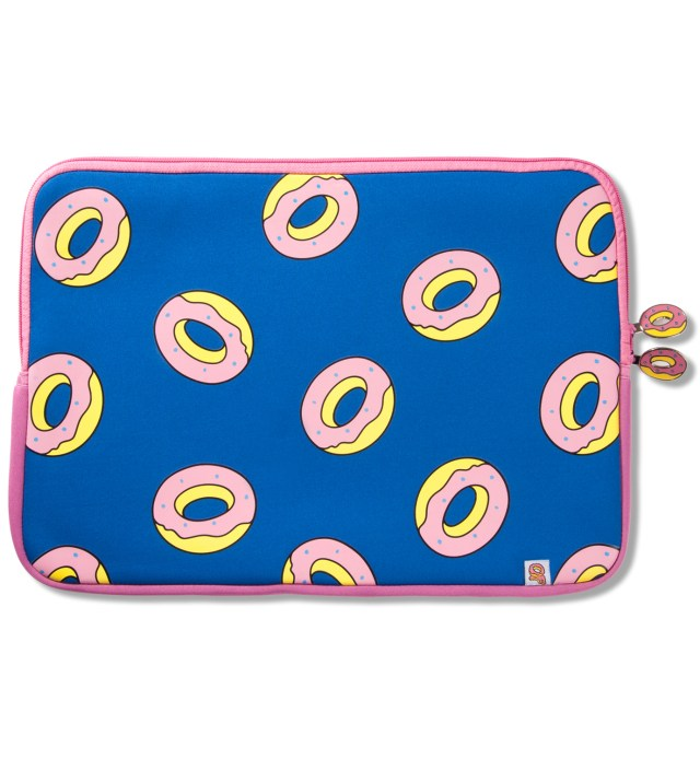 "Odd Future Blue 15"" Donut Laptop Sleeve"