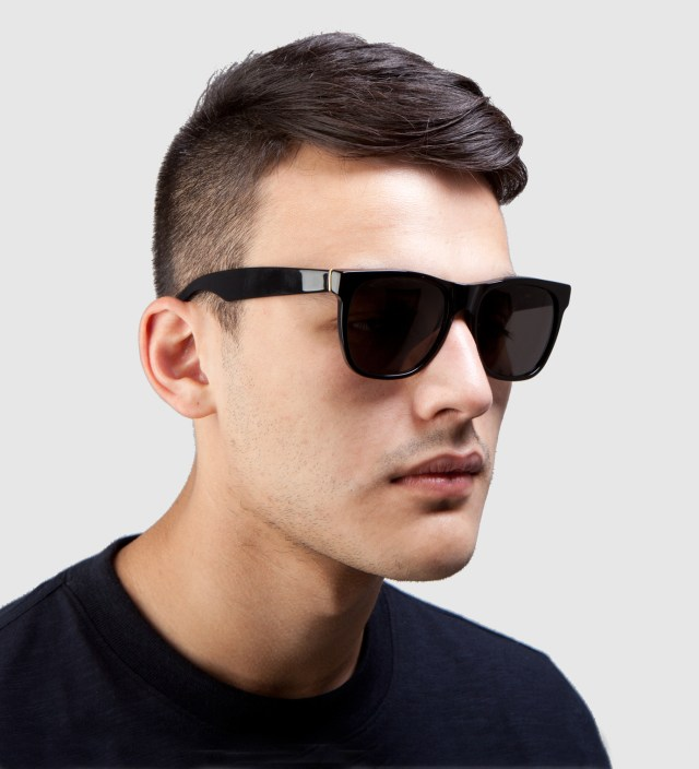 SUPER BY RETROSUPERFUTURE Classic Black Sunglasses