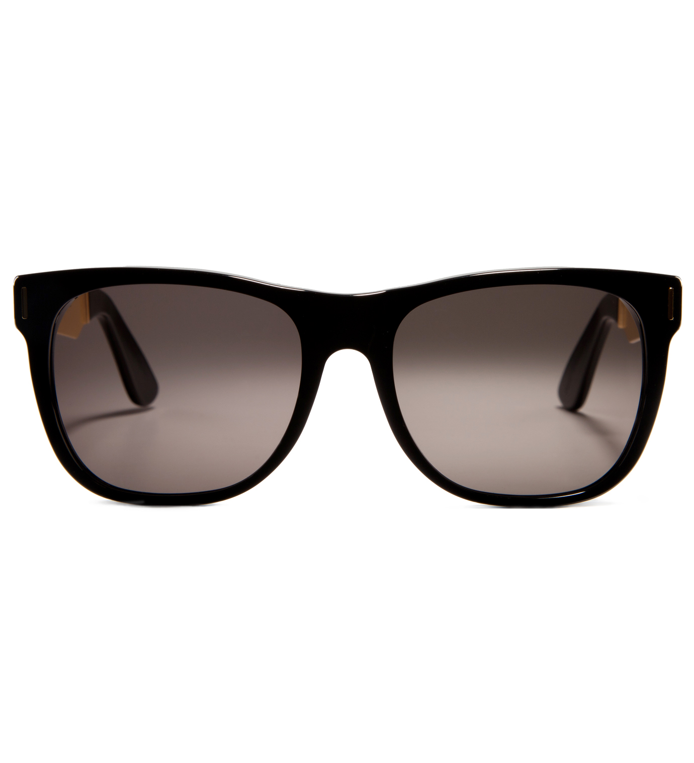 SUPER BY RETROSUPERFUTURE Classic Francis Black Sunglasses