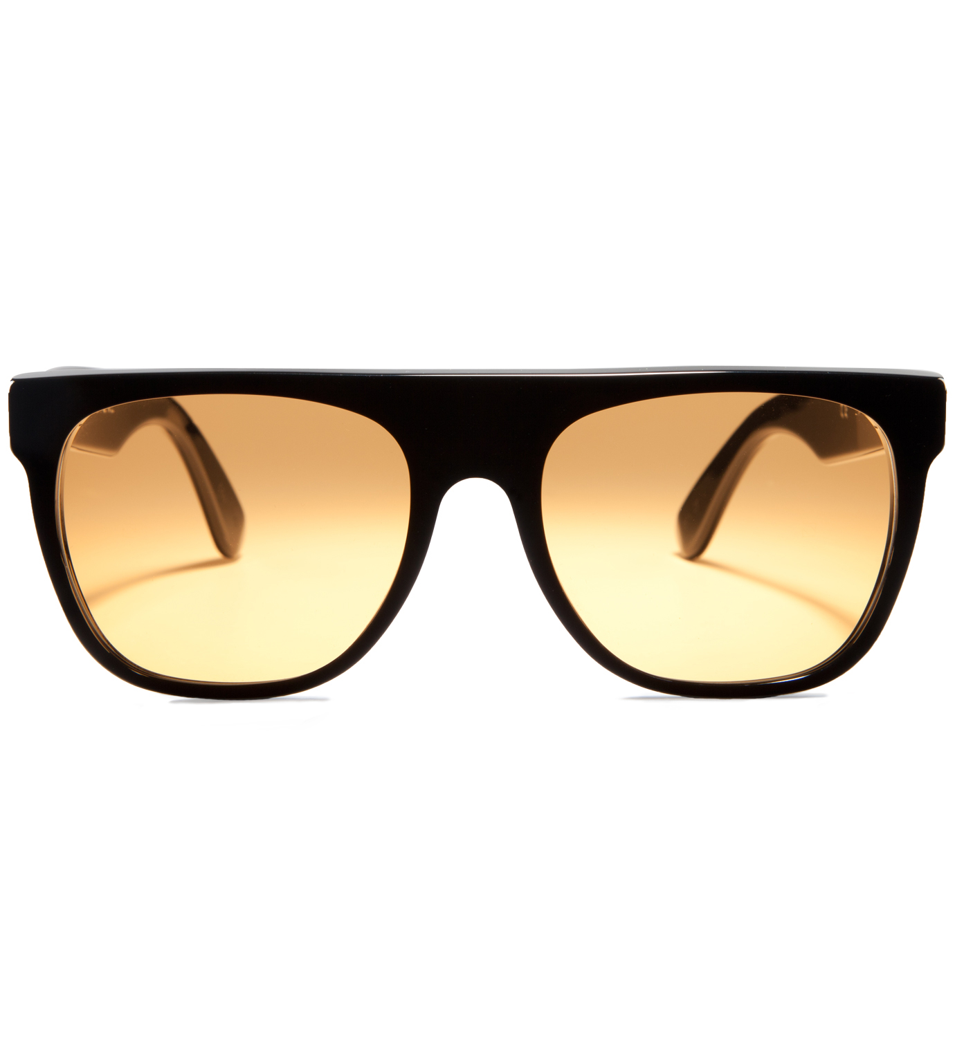 SUPER BY RETROSUPERFUTURE Flat Top Pilot Sunglasses