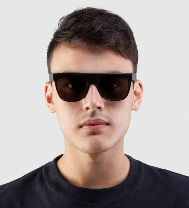 SUPER BY RETROSUPERFUTURE Topski Black Sunglasses