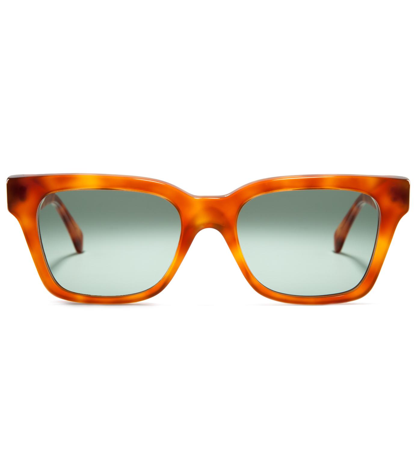 SUPER BY RETROSUPERFUTURE America Light Havana Sunglasses