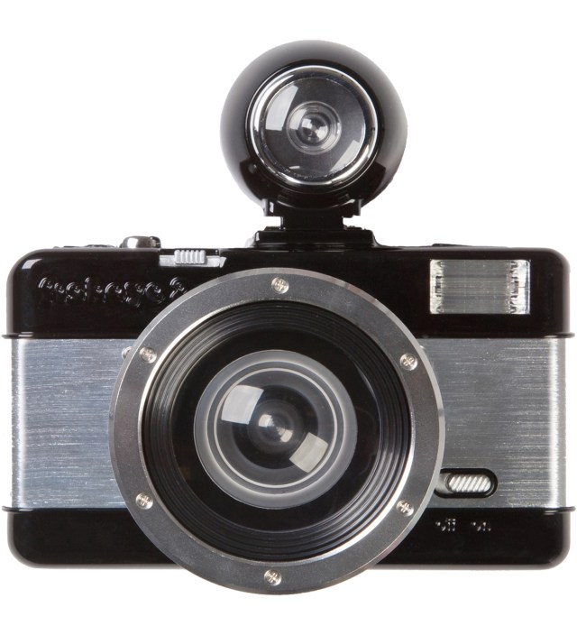 Lomography Fisheye No.2 Camera - Black