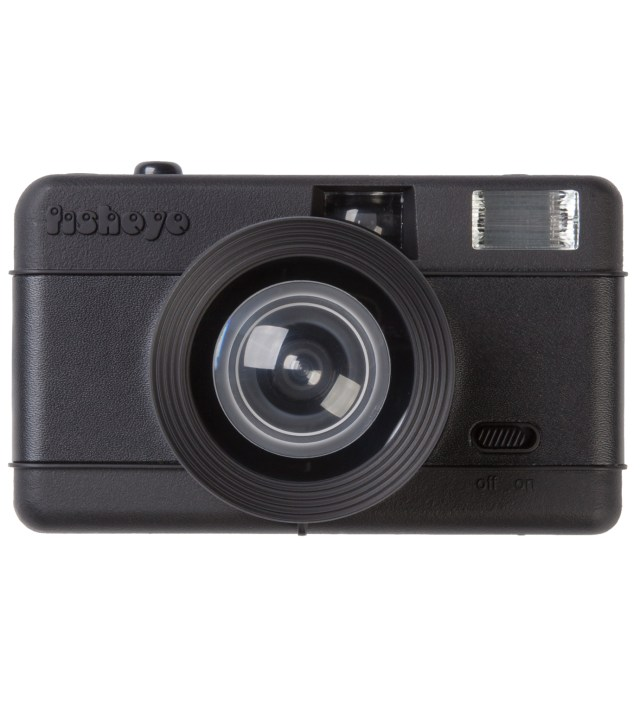 Lomography All Black Fisheye Camera Pack