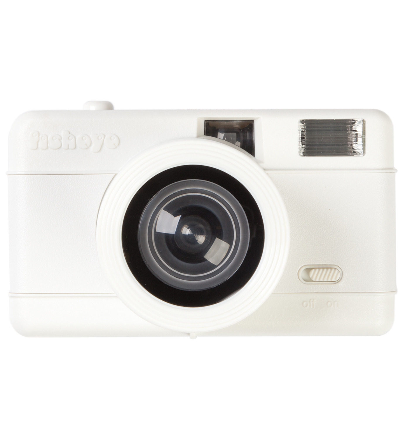 Lomography Fisheye Camera - White