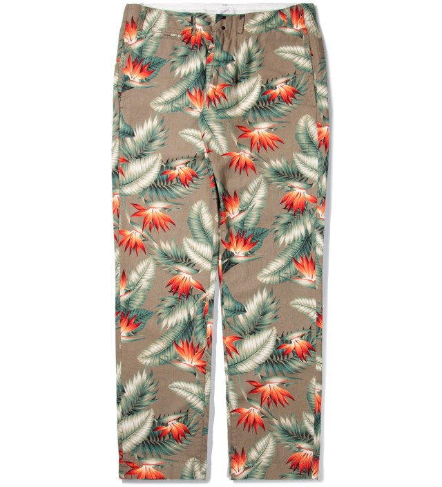 GARBSTORE Floral Five Jet Chino Pant