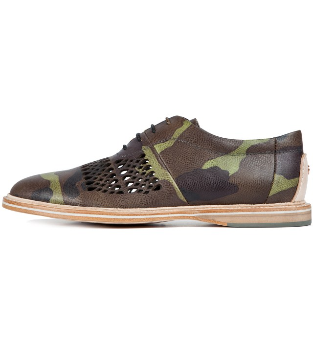 TCG Camo Mercer Shoes