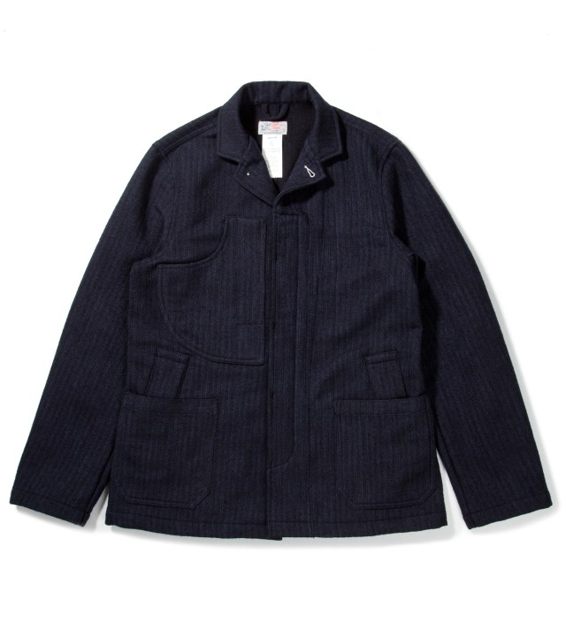 GARBSTORE Navy Munitions Jacket Modified