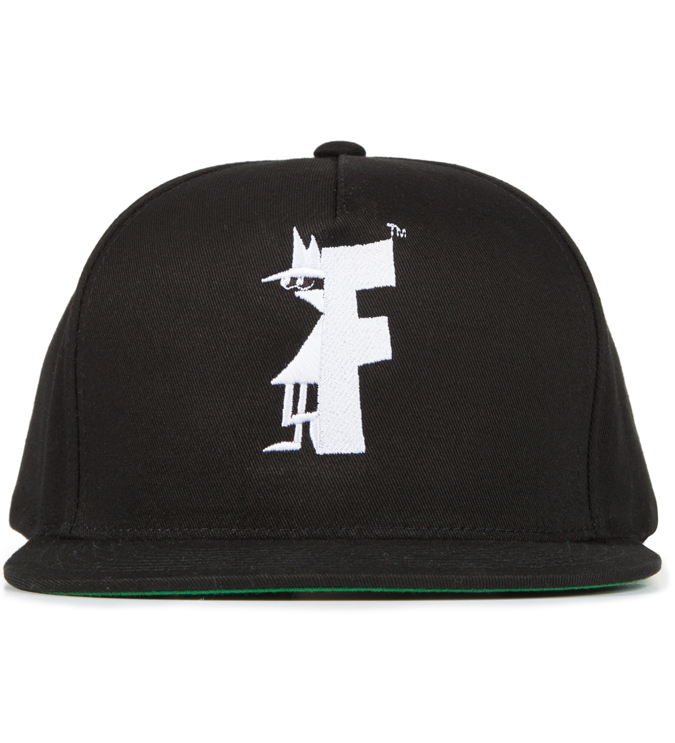 FUCT Black Mr. 8 Ball Snapback