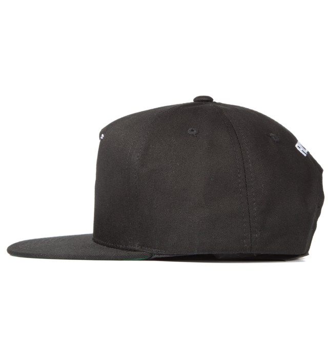 FUCT Black Mr. 8 Ball Snapback