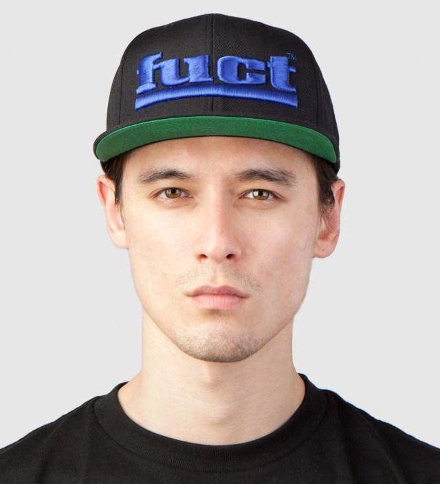 FUCT Black OG Logo Snapback
