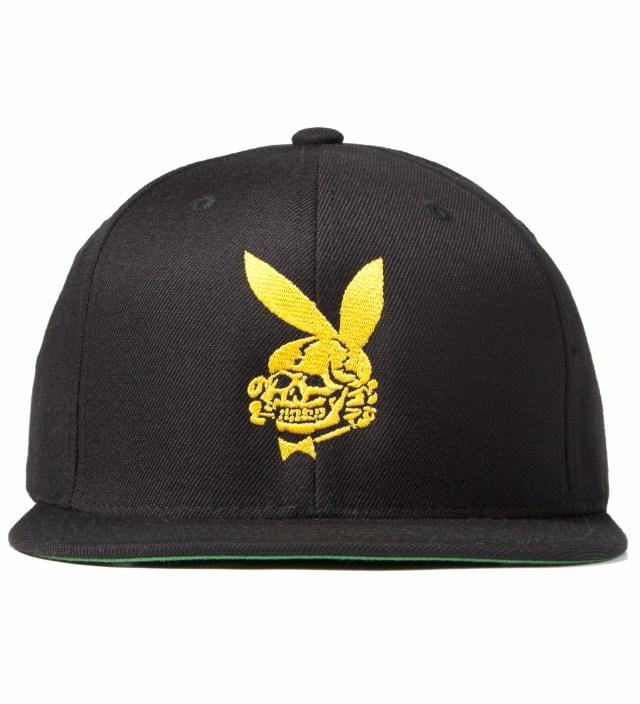 FUCT Black Death Bunny Snapback