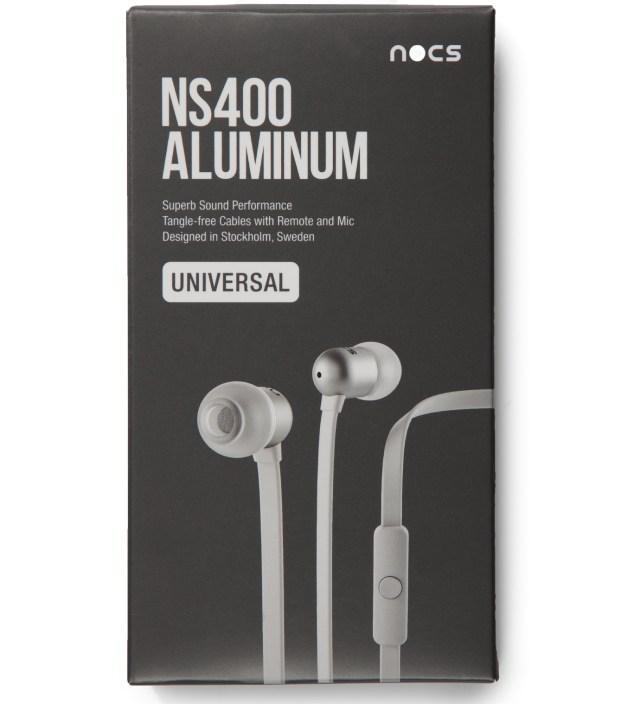 Nocs White NS400 Aluminum for Universal