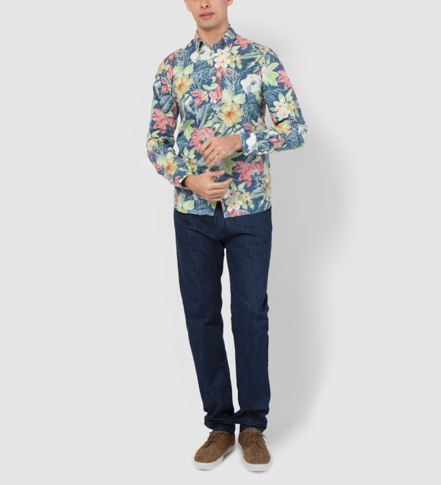Hentsch Man Hawaii Friday Shirt