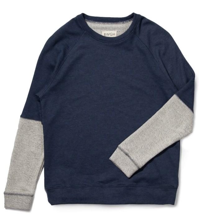 BWGH Navy Nakaba Sweater