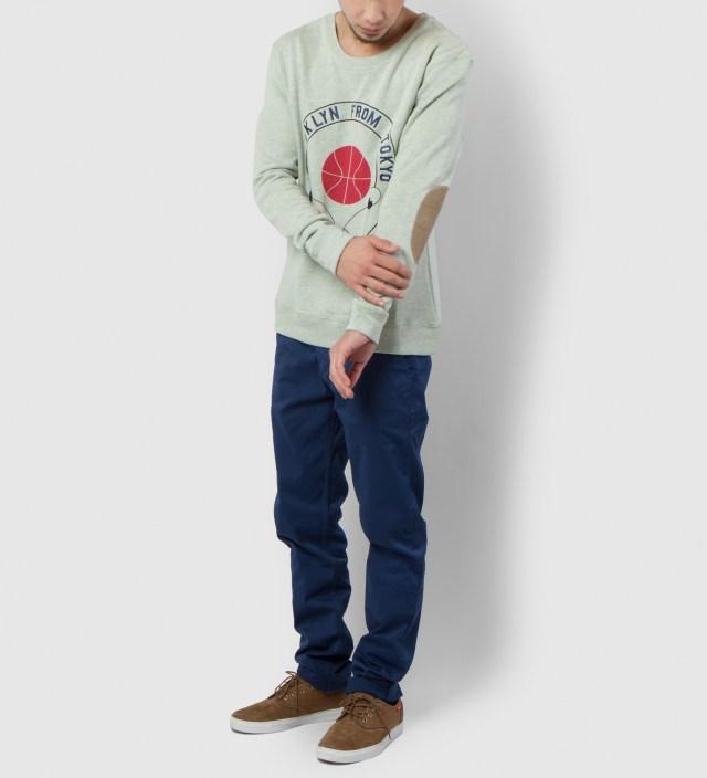 BWGH Green Tokyo Sweater